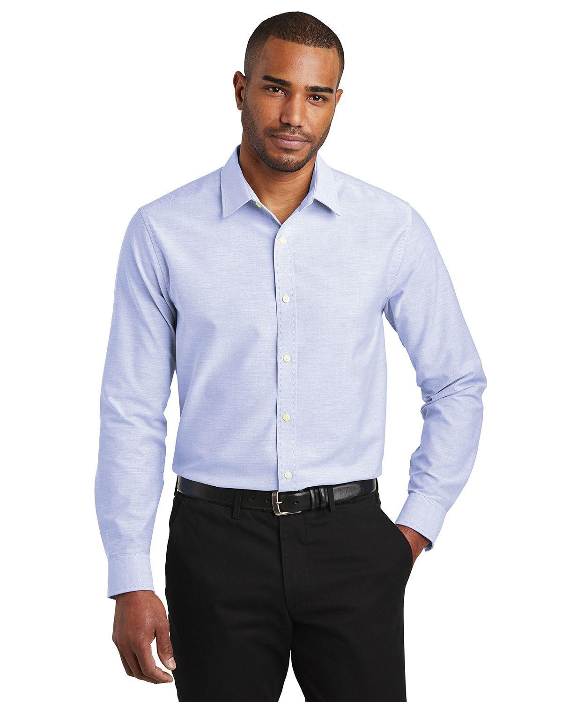 Port Authority S661 Slim Fit SuperPro Oxford Shirt