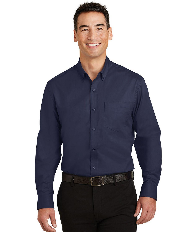 Port Authority S663 SuperPro Twill Shirt