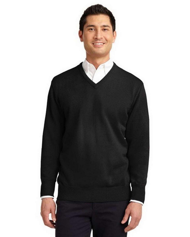 Port Authority SW300 Value V-Neck Sweater