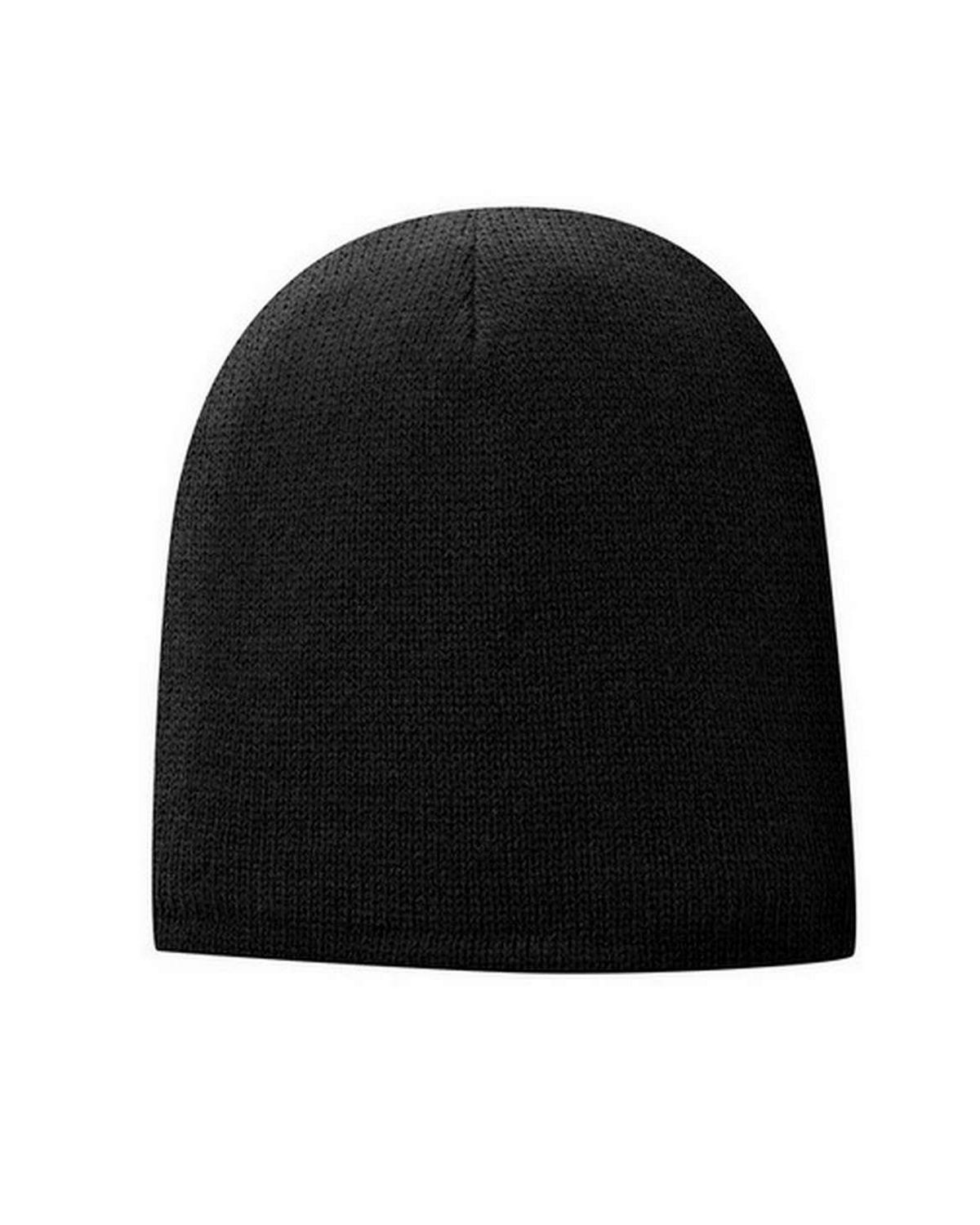 Port & Company CP91L Fleece Lined Beanie Cap