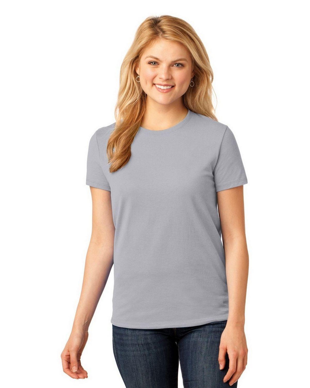 Port & Company LPC54 Ladies 100% Cotton T Shirt