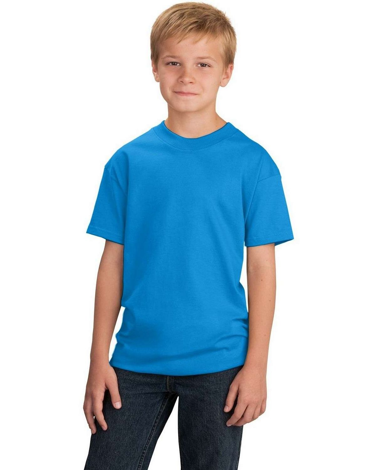 Port & Company PC54Y Youth 100% Cotton T Shirt