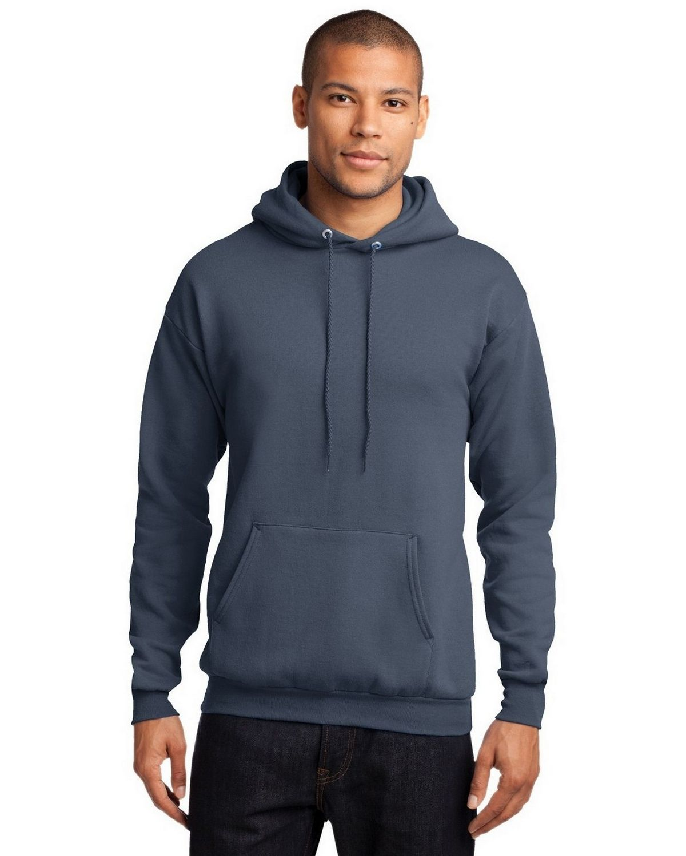 Port & Company PC78H Pullover Hooded Sweatshirt