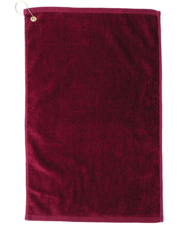 Pro Towels TRU35CG Platinum Collection Golf Towel