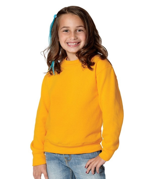 Rabbit Skins 3317 Toddlers Fleece Sweatshirt