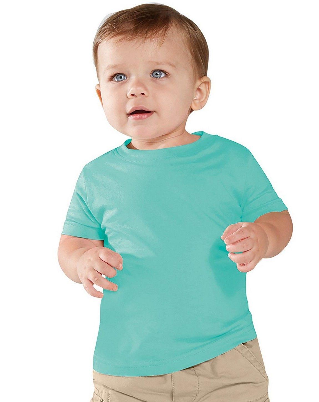 Rabbit Skins 3322 Infants Fine Jersey T-Shirt