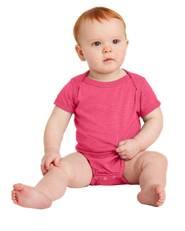 Rabbit Skins RS4424 Infant Vintage Fine Jersey Bodysuit