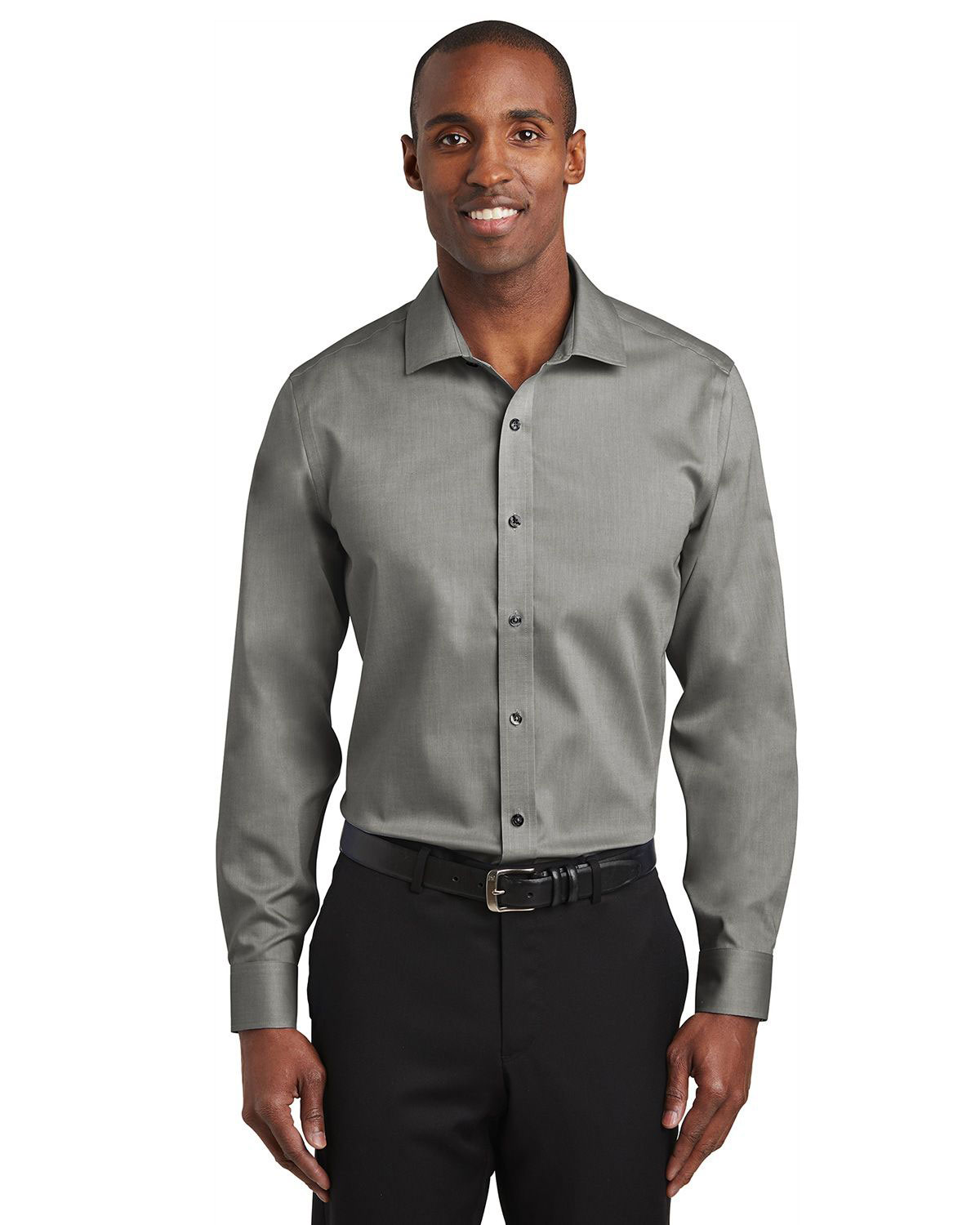 Red House RH620 Slim Fit Pin. Oxford Non-Iron Shirt