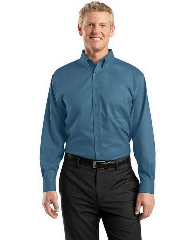 Red House TLRH37 Tall Nailhead Non Iron Button Down Shirt