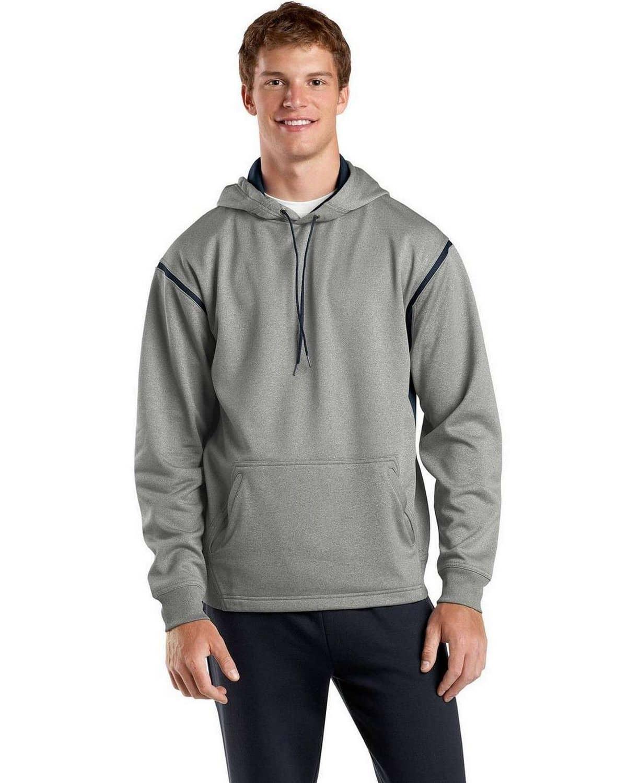 Sport-Tek F246 Tech Fleece Hooded Sweatshirt