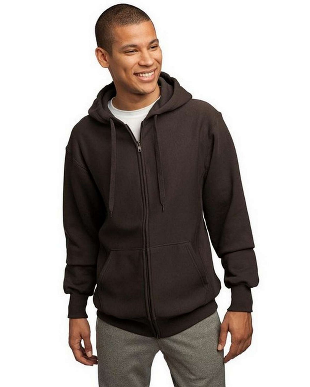 Sport-Tek F282 Super Heavyweight Full-Zip Hooded Sweatshirt