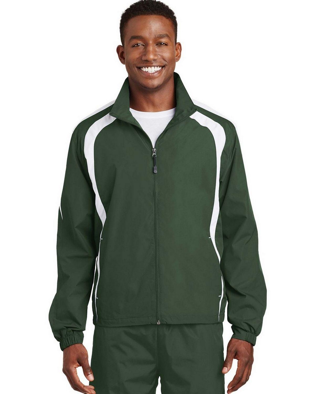 Sport-Tek JST60 Colorblock Raglan Jacket