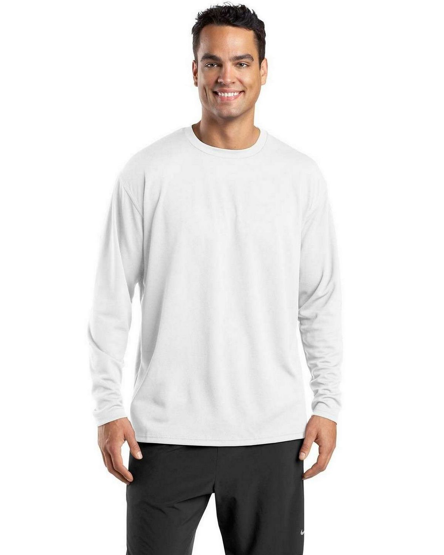 Sport-Tek K368 Dri-Mesh Long Sleeve T-Shirt