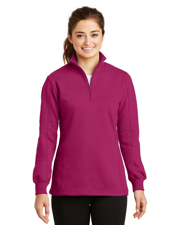 Sport Tek LST253 Ladies Sweatshirt