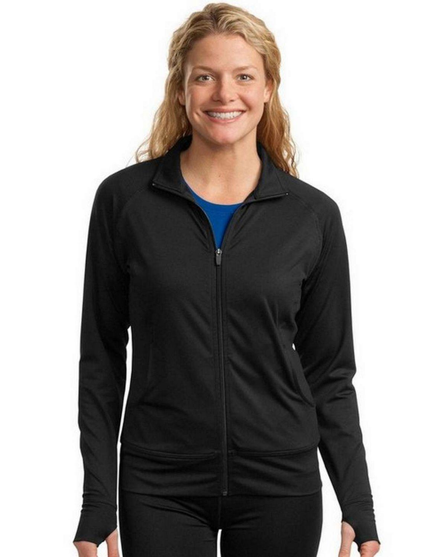 Sport-Tek LST885 Ladies NRG Fitness Jacket