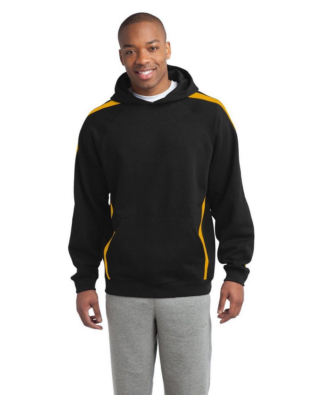 Sport-Tek ST265 Sleeve Stripe Pullover Hooded Sweatshirt