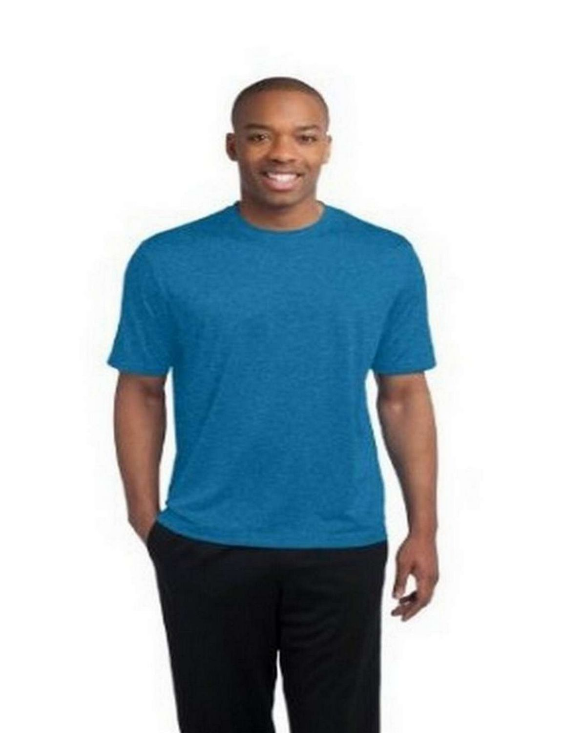Sport-Tek ST360 Heather Contender Tee