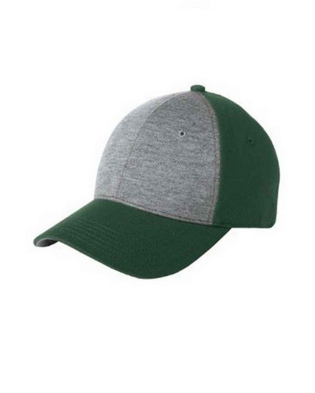 Sport-Tek STC18 Jersey Front Cap