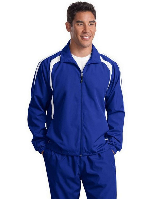 Sport-Tek TJST60 Tall Raglan Jacket