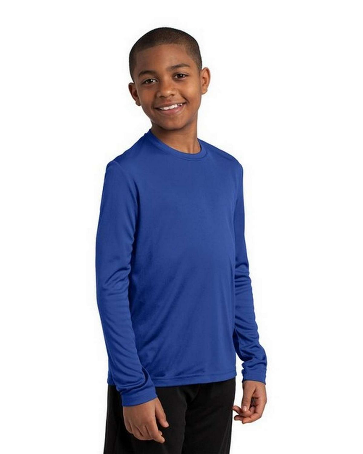Sport-Tek YST350LS Youth Long Sleeve Competitor Tee