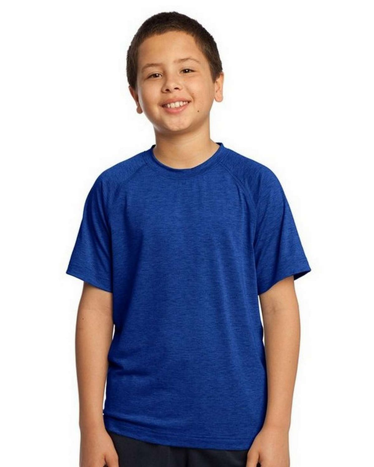 Sport-Tek YST700 Youth Ultimate Performance Crew T-Shirt