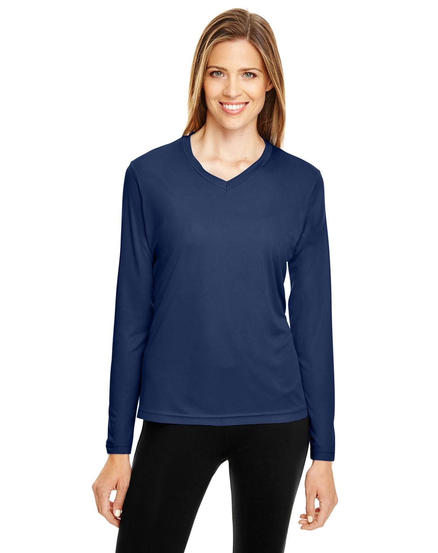 Team 365 TT11WL Ladies Zone Performance Long Sleeve T-Shirt