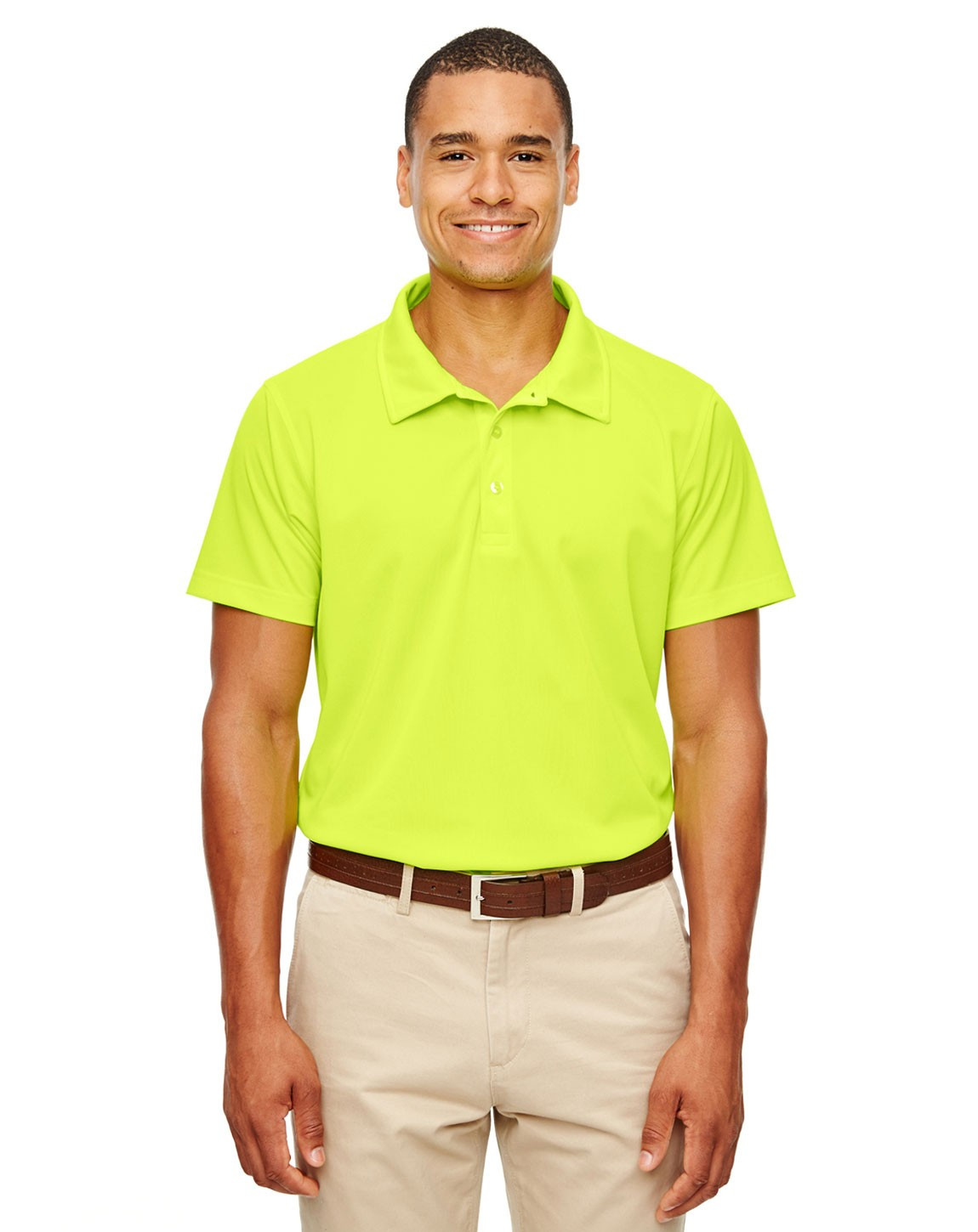 Team 365 TT21 Mens Command Snag-Protection Polo