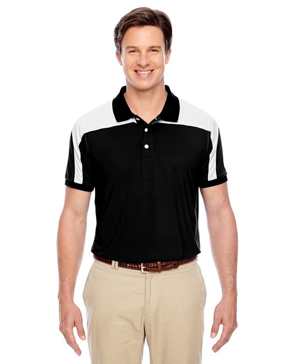 Team 365 TT22 Mens Victor Performance Polo