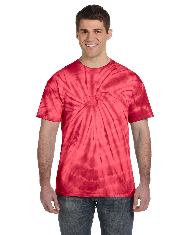 Tie-Dye CD100 100% Cotton Tie-Dyed T-Shirt