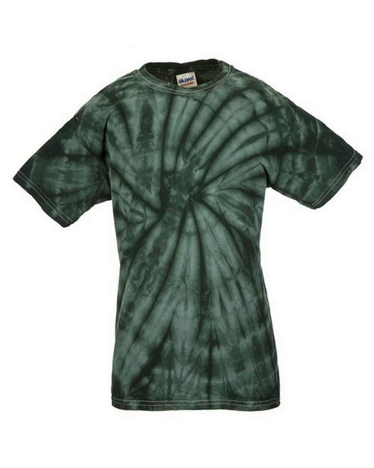 Tie-Dye CD101Y Youth 100% Cotton Spider T-Shirt