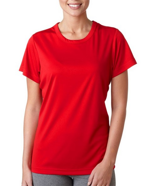 UltraClub 8420L Ladies Cool Dry Sport Performance Interlock Tee