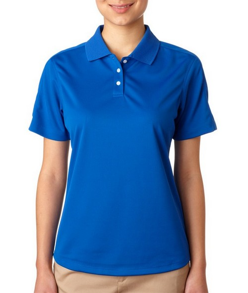 UltraClub 8445L Ladies Cool Dry Stain-Release Performance Polo